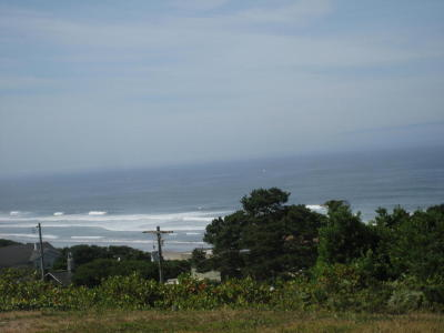 Depoe Bay, Gleneden Beach, Lincoln City, Newport, Otter Rock, Seal Rock, South Beach, Tidewater, Toledo, Waldport, Yachats Condo/Townhouse For Sale: 1525 NW Oceanview Dr #4