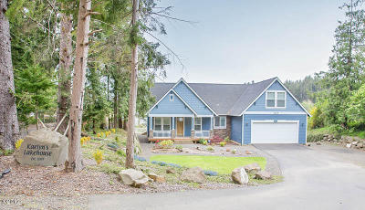 Lincoln City OR Single Family Home For Sale: $1,269,000