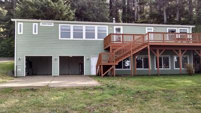 Yachats OR Multi Family Home For Sale: $299,900