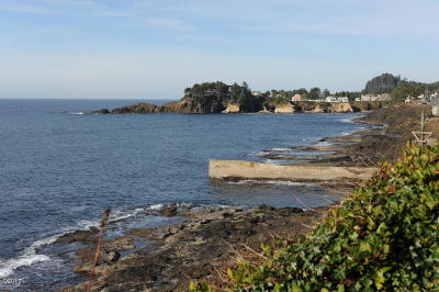 Depoe Bay Residential Lots & Land For Sale: 265 SW Coast Ave