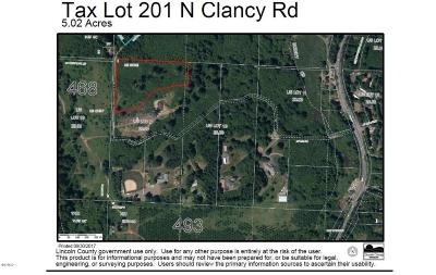 Neotsu, Otis, Rose Lodge Residential Lots & Land For Sale: Lot 201 N Clancy Rd