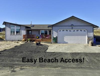 Waldport Single Family Home For Sale: 122 NW Sunset Way