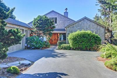 Depoe Bay Single Family Home For Sale: 480 SW Overlook