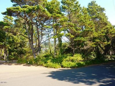 Depoe Bay, Gleneden Beach, Lincoln City, Newport, Otter Rock, Seal Rock, South Beach, Tidewater, Toledo, Waldport, Yachats Residential Lots & Land For Sale: 5987 El Mar Avenue