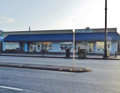 Waldport Commercial For Sale: 125, 145 NW Hwy 101