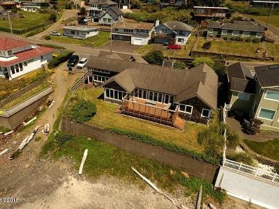 Lincoln City OR Single Family Home For Sale: $1,599,900