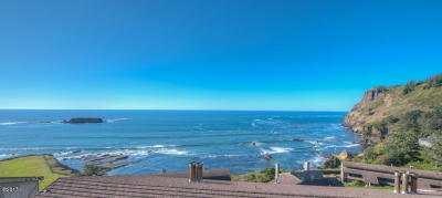 Depoe Bay, Gleneden Beach, Lincoln City, Otter Rock Condo/Townhouse For Sale: 301 Otter Crest Dr #420-421