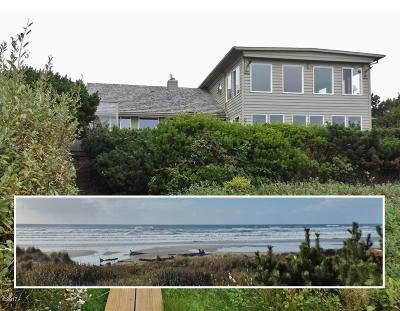 Waldport Single Family Home For Sale: 3104 NW Oceania Dr