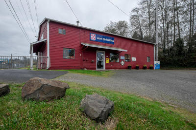 Lincoln City Commercial For Sale: 3219 NW U.s. 101