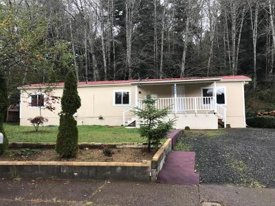 Lincoln City Mobile/Manufactured For Sale: 2469 NE 29th Street
