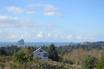 Pacific City Residential Lots & Land For Sale: Lot 3 Ocean Valley View
