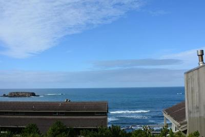 Depoe Bay, Gleneden Beach, Lincoln City, Newport, Otter Rock, Seal Rock, South Beach, Tidewater, Toledo, Waldport, Yachats Condo/Townhouse For Sale: 301 Otter Crest Dr #278-279