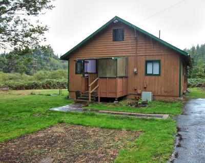 Depoe Bay, Gleneden Beach, Lincoln City, Newport, Otter Rock, Seal Rock, South Beach, Tidewater, Toledo, Waldport, Yachats Single Family Home For Sale: 1625 NE Sturdevant Rd