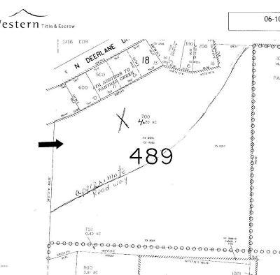 Neotsu, Otis, Rose Lodge Residential Lots & Land For Sale: 900 block N Deerlane Loop