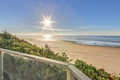 Yachats Single Family Home For Sale: 6437 NW Finisterre Ave