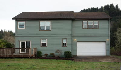 Alsea, Depoe Bay, Eddyville, Gleneden Beach, Grand Ronde, Lincoln City, Logsden, Neotsu, Neskowin, Newport, Otis, Otter Rock, Pacific City, Rose Lodge, Seal Rock, Siletz, South Beach, Tidewater, Toledo, Waldport, Yachats Single Family Home For Sale: 64 Bentley Ct