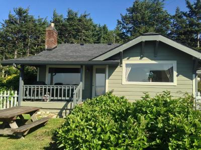 Waldport Single Family Home For Sale: 780, 788 SW Pacific Coast Hwy