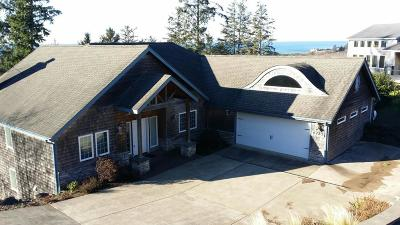 Neskowin Single Family Home For Sale: 6725 Pacific Overlook Drive