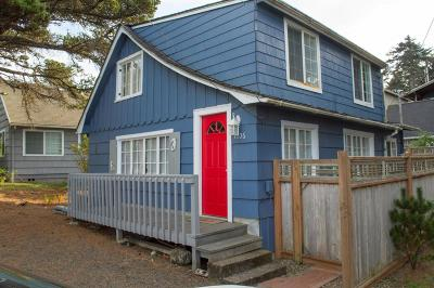 Lincoln City Single Family Home For Sale: 1606 NW 26th St