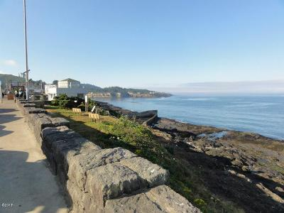 Depoe Bay, Gleneden Beach, Lincoln City, Newport, Otter Rock, Seal Rock, South Beach, Tidewater, Toledo, Waldport, Yachats Residential Lots & Land For Sale: 6600 NE Creekside Ct