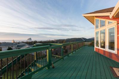 Pacific City Single Family Home For Sale: 7260 Dana Lane