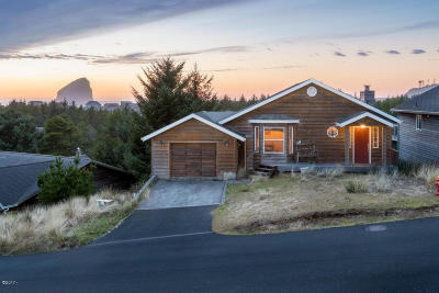 Pacific City Single Family Home For Sale: 6250 Nestucca Ridge Rd