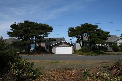 Gleneden Beach Residential Lots & Land For Sale: Lot 321 El Mar Ave.