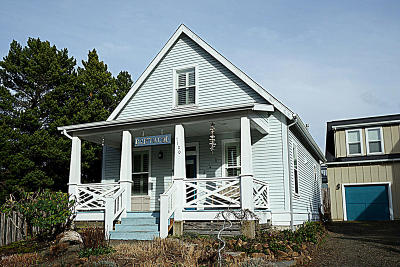 Depoe Bay OR Single Family Home Closed: $336,377