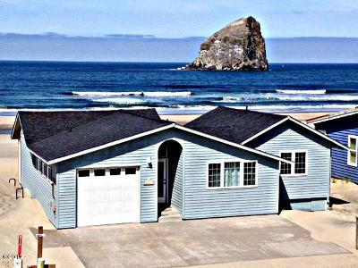 Pacific City Single Family Home For Sale: 34100 Ocean Dr