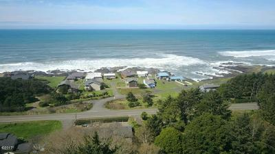 Depoe Bay, Gleneden Beach, Lincoln City, Newport, Otter Rock, Seal Rock, South Beach, Tidewater, Toledo, Waldport, Yachats Residential Lots & Land For Sale: 561 Overlook Drive