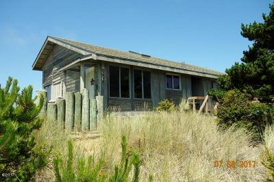 Gleneden Beach Single Family Home For Sale: 281 Salishan Dr