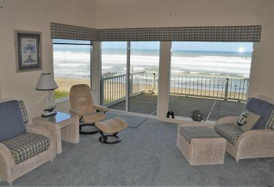 Depoe Bay, Gleneden Beach, Lincoln City, Otter Rock Condo/Townhouse For Sale: 4175 N Hwy. 101 #E-4