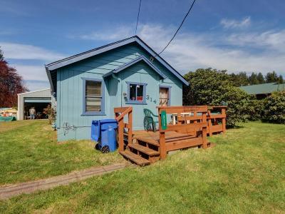 Siletz Single Family Home For Sale: 314 E Swan Ave