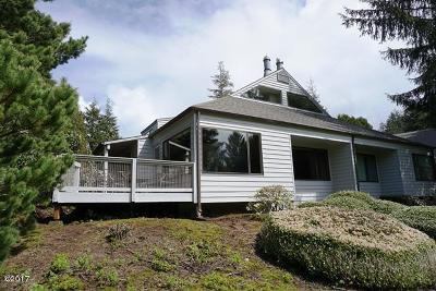 Depoe Bay, Gleneden Beach, Lincoln City, Otter Rock Condo/Townhouse For Sale: 600 Island Drive #13