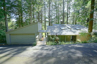 Gleneden Beach Single Family Home For Sale: 108 E Bay Point Rd