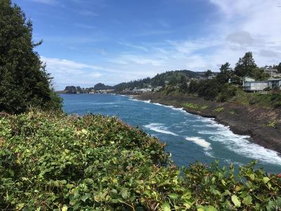 Depoe Bay Residential Lots & Land For Sale: Lot 6 SW Cliff St