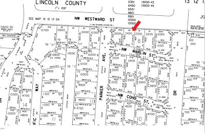 Bayshore Residential Lots & Land For Sale: 1806 NW Marlin St