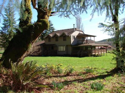 Siletz Single Family Home For Sale: 16857 Siletz Hwy