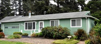 Lincoln City Single Family Home For Sale: 1636 NW 28th Street