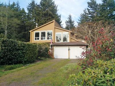 Depoe Bay, Gleneden Beach, Lincoln City, Newport, Otter Rock, Seal Rock, South Beach, Tidewater, Toledo, Waldport, Yachats Single Family Home For Sale: 1905 NW Pine Crest Way