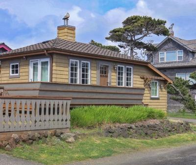 Neskowin Single Family Home For Sale: 4290 Amity Ave