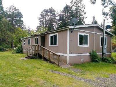 Depoe Bay, Gleneden Beach, Lincoln City, Newport, Otter Rock, Seal Rock, South Beach, Tidewater, Toledo, Waldport, Yachats Mobile/Manufactured For Sale: 511 SE Moffitt Rd
