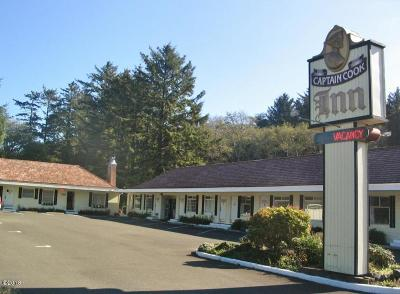 Commercial For Sale: 2626 NE Hwy 101