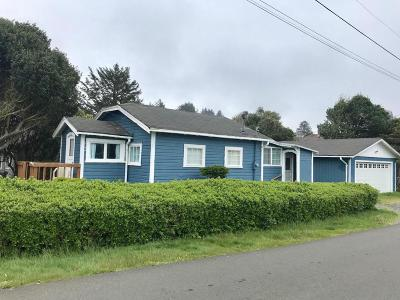 Lincoln City Single Family Home For Sale: 1510 NW 20th St