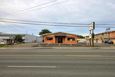 Newport Commercial For Sale: 1255 Us-101