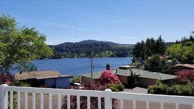 Lincoln City OR Single Family Home For Sale: $399,000