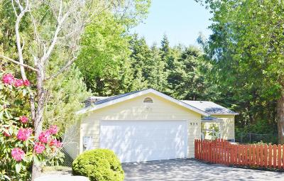 Waldport Mobile/Manufactured For Sale: 925 SW Dolores Dr
