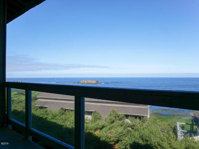 Otter Rock Condo/Townhouse For Sale: 301 Otter Crest Dr. #286-287