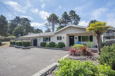 Lincoln City Single Family Home For Sale: 1606 NW 28th St