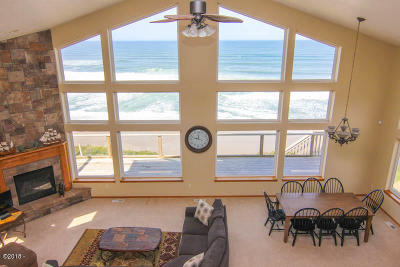 Lincoln City Single Family Home For Sale: 2157 NW Inlet Avenue